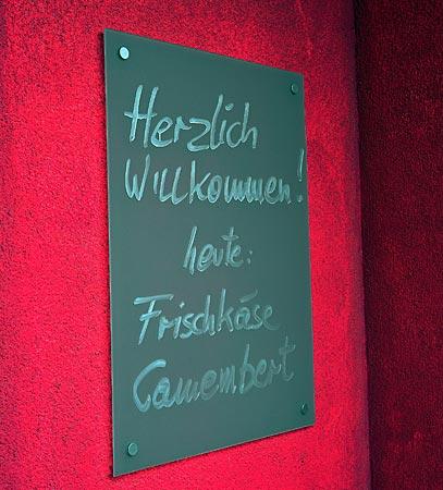 Niederösterreich - Willkommen in der Käserei
