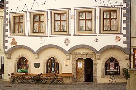 Steyr in Oberösterreich - Lebzelterhaus