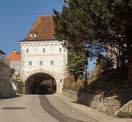 Steyr in Oberösterreich - Schnallentor