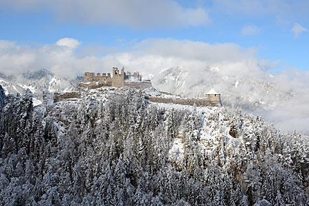 Österreich - Tirol - Burg Ehrenberg