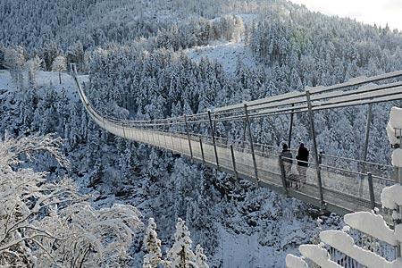 Österreich - Tirol - Hängebrücke highline 179