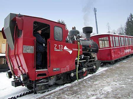 Österreich - Wolfgangsee - Zahnradbahn