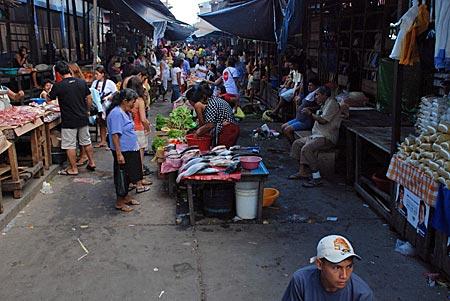 Peru - Iquitos - Markt in Belén
