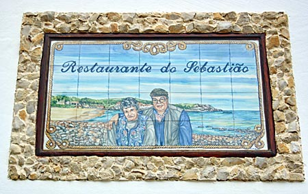 "Portugal - ""Restaurante do Sebastião"""