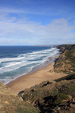 Portugal - Algarve - Küste