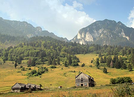 Rumänien - Transsilvanien - das Burzental