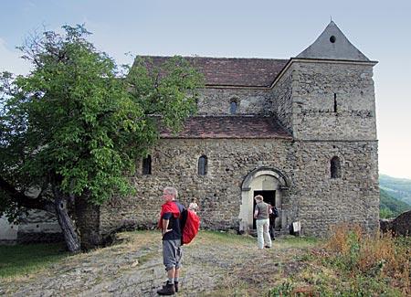 Rumänien - Transsilvanien - Kirchenburg Michelsberg aus dem 13. Jahrhundert