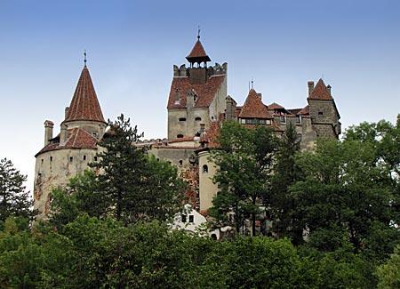 Rumänien - Transsilvanien - Dracula-Schloss Bran