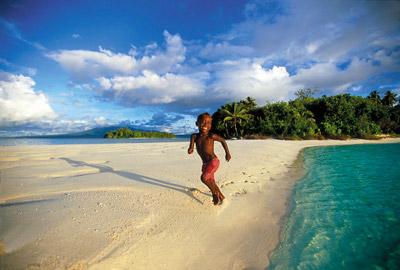 Tetepare Solomon Islands