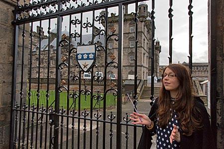 Schottland - Rundgang auf den Spuren von Harry Potter durch Edinburgh