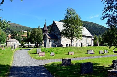 Schweden - Die Kirche von Are