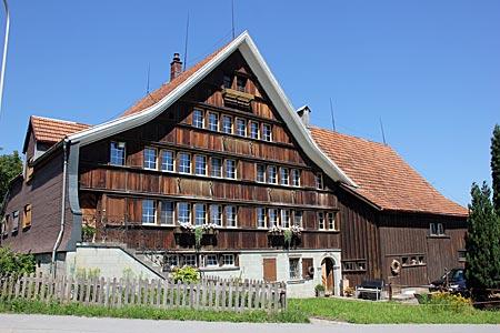 Schweiz - Appenzeller Witzweg - Wolfhalden