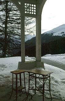 Schweiz / Davos 2