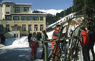 Schweiz / Davos 5