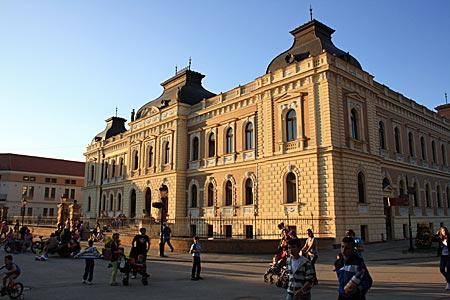 Serbien - Sremski Karlovci - Residenz des Patriarchen