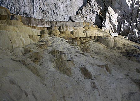 Serbien - Stopica-Höhle in Rozanstvo