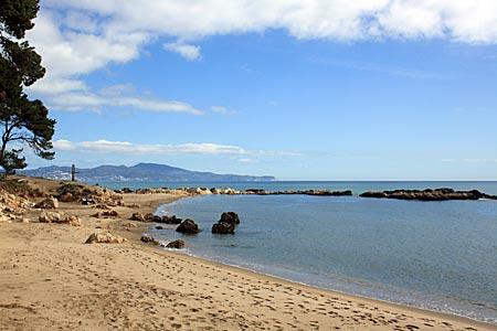 Spanien - Katalonien - Küste