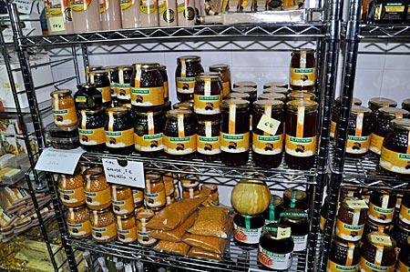 Spanien - Honig im Las-Hurdes-Gebirge in der Extremadura