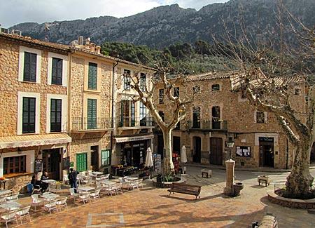 Balearen - Mallorca - Fornalutx