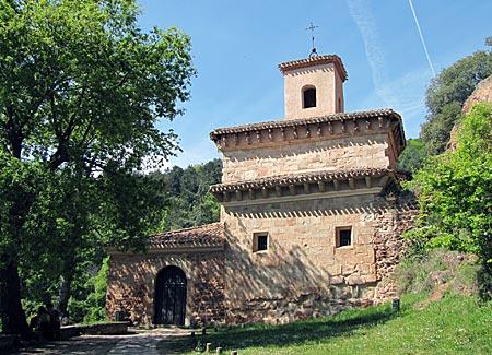 Spanien - Rioja - Kloster Suso San Millán de la Cogolla