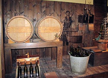 """Spanien - Rioja - """"Museum der Weinkultur der Dynastie Vivanco"""" in Briones"""