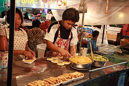 Thailand - Phitsanulok - Markt