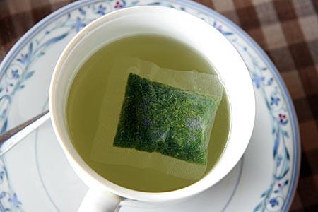 Thailand - Sukohthai - Reisgras-Tee