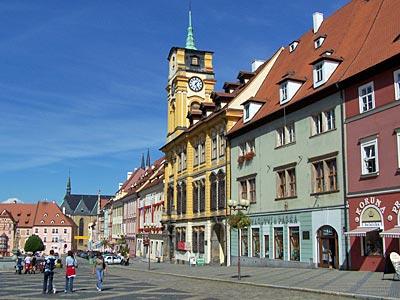 Tschechien - Cheb