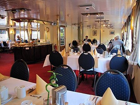 MS Florentina - Restaurant