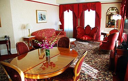 USA - Colorado - Boulder - Hotel Boulderado, President Suite