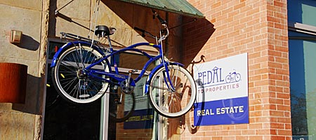 USA - Colorado - Boulder -Pedal Property