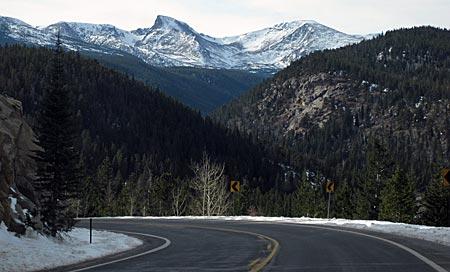 USA - Colorado - Hier rockten einst die Mountains: Auf dem Weg zur Caribou Ranch