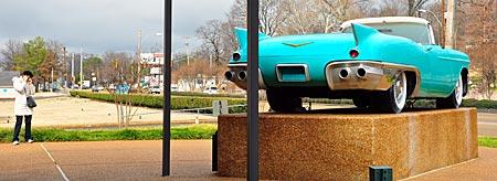 USA - Memphis - Elvis Presley Automobile Museum