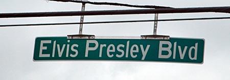Memphis - Elvis Presley Boulevard