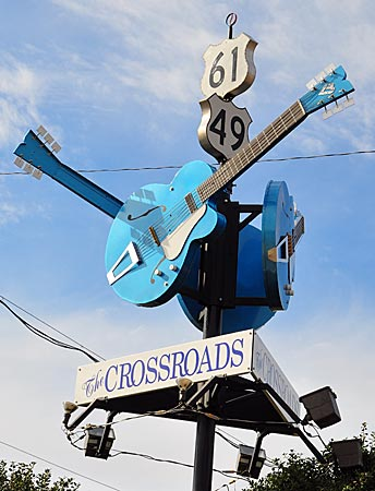USA - Tunica - Crossroads