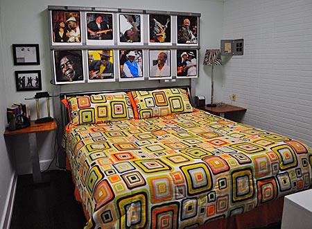 Clarksdale - Schlafzimmer in der Squeeze Box