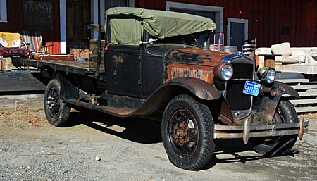 USA - Nevada - Oldtimer in Virginia City